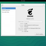 OpenSUSE 13.2 GNOME - Details