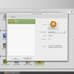 Linux Mint 17_1 Cinnamon : System Settings -  User and Groups