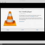 Linux Mint 17_1 Cinnamon : VLC Media Player