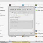 Linux Mint 17_1 MATE - Control Center - Sound Preference