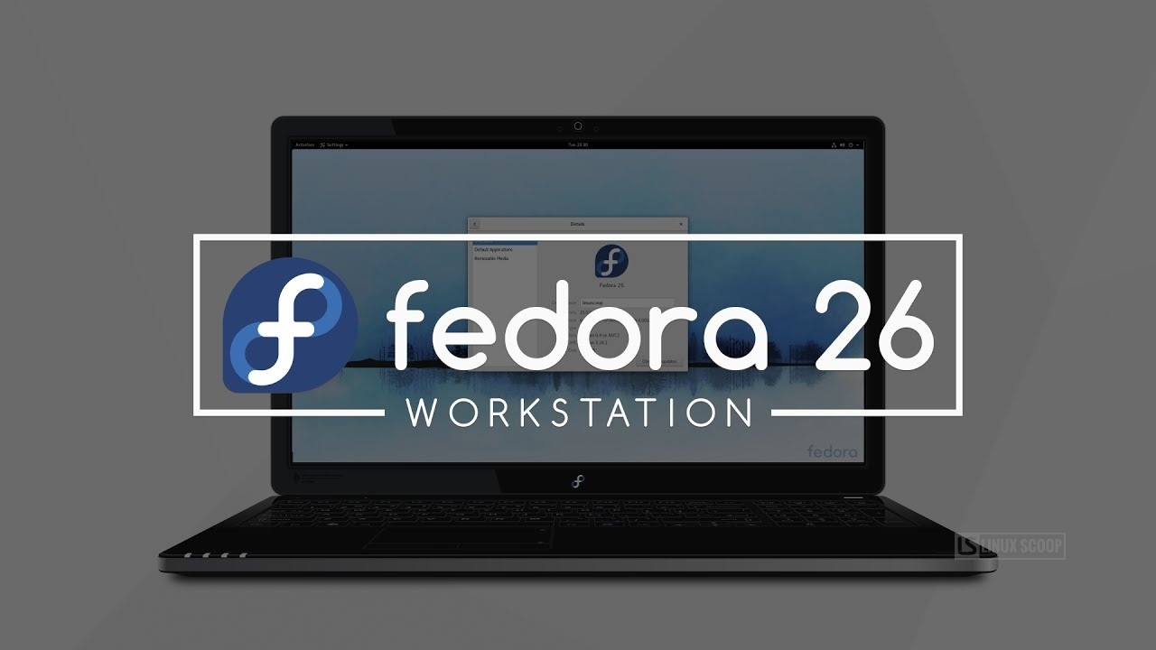Whats New In Fedora 26 Workstati The Developers Linux